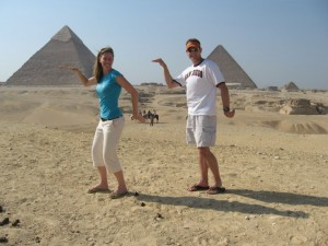 Our Egyptian adventure