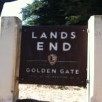 Lands End trail San Francisco, CA