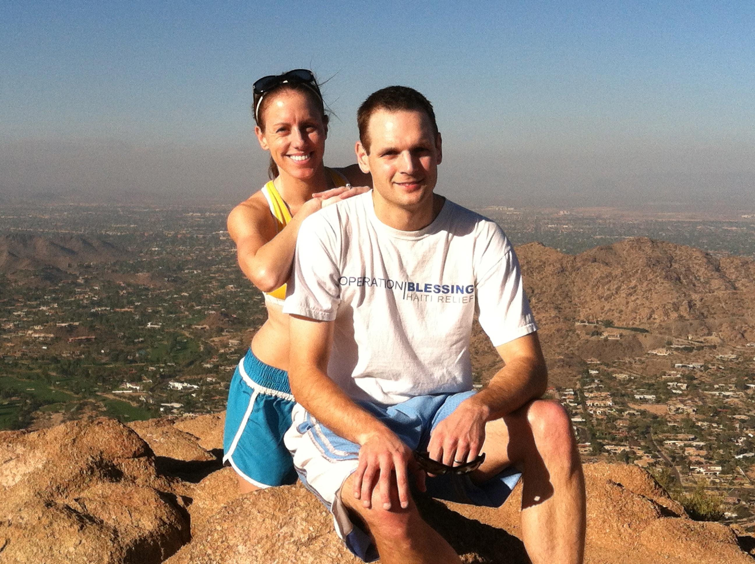 Camelbak Mountain Michelle Holm Phoenix, AZ