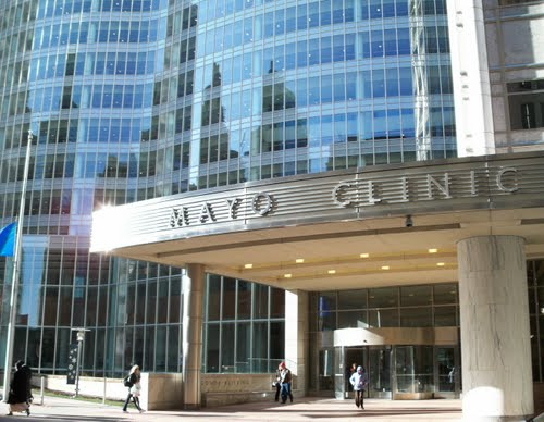 Rochester, MN Mayo Clinic