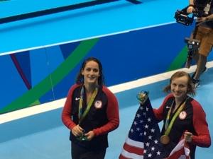 Ledecky gold medal