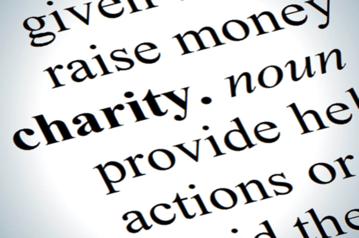 charities definition
